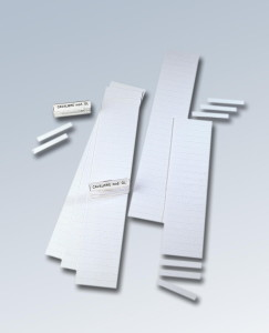 Index sheets for Vertical Dossiers suspendus short tab